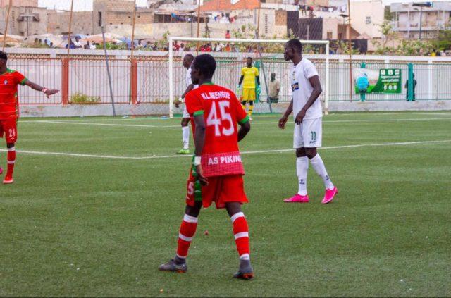 Mamadou Lamine Mbengue as pikine